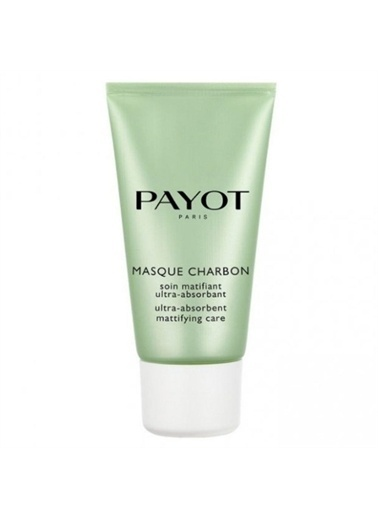 Payot Pate Masque Charbon Purifiant Ultra Emici Matlaştırıcı Charbon Maske 50 Ml Renksiz